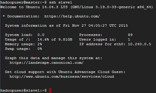 hadoop3 - [教學] 如何在 Ubuntu 14.04 上安裝 Hadoop 2.6.0