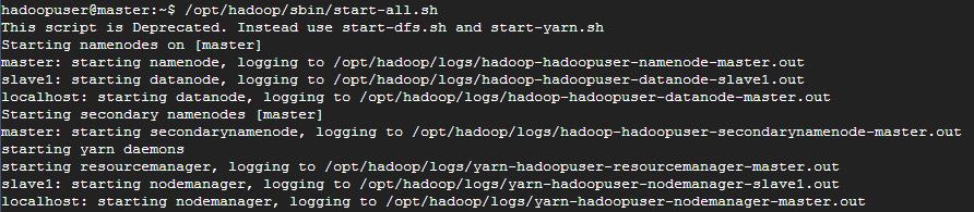 hadoop5 - [教學] 如何在 Ubuntu 14.04 上安裝 Hadoop 2.6.0
