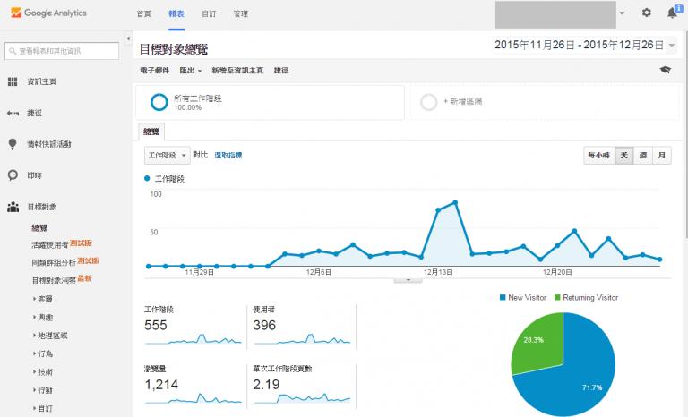 GA3 768x466 - Google Analytics (分析) 個人認證考試 心得分享