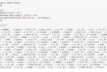 yahoo finance 370x250 - [Python] 利用 Yahoo Finance API 抓取歷史股價