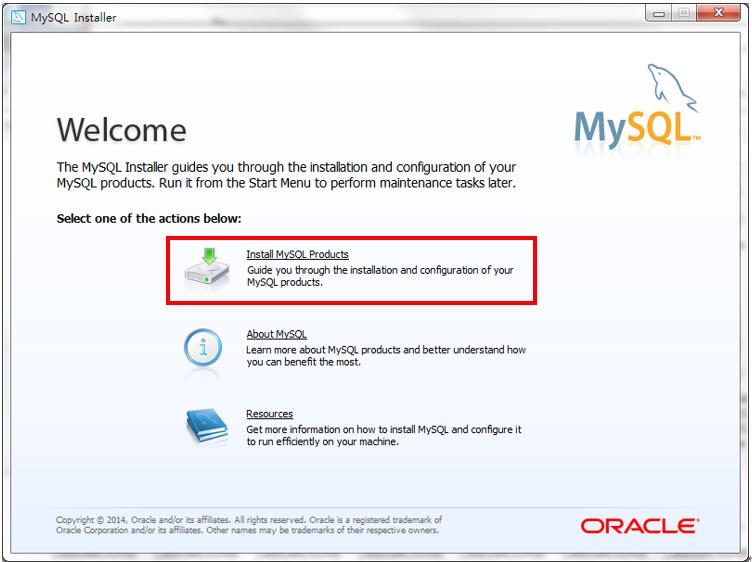 mi03 - Windows 上的 MySQL 安裝教學 (使用 MySQL Installer)