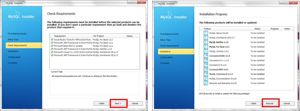 mi06 - Windows 上的 MySQL 安裝教學 (使用 MySQL Installer)
