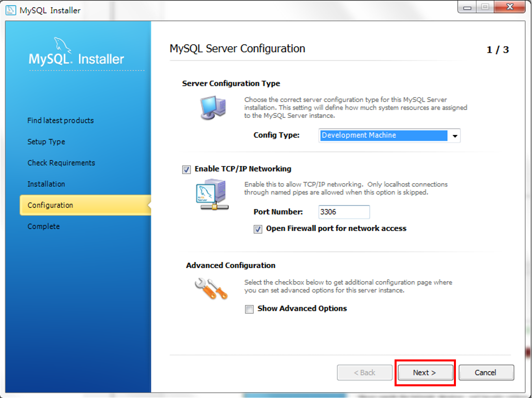 mi07 - Windows 上的 MySQL 安裝教學 (使用 MySQL Installer)