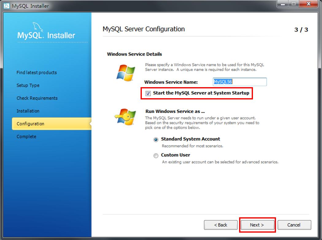 mi10 - Windows 上的 MySQL 安裝教學 (使用 MySQL Installer)
