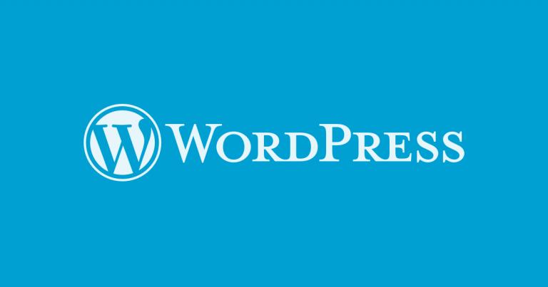 wordpress bg medblue 768x403 - 在 Ubuntu 16.04 安裝 WordPress