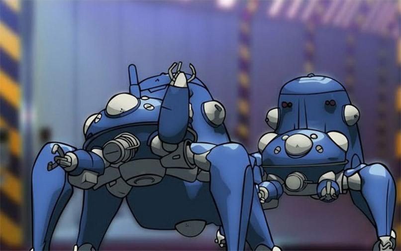 ta - 當科幻成為現實,帶你一窺《攻殼機動隊》的科幻世界