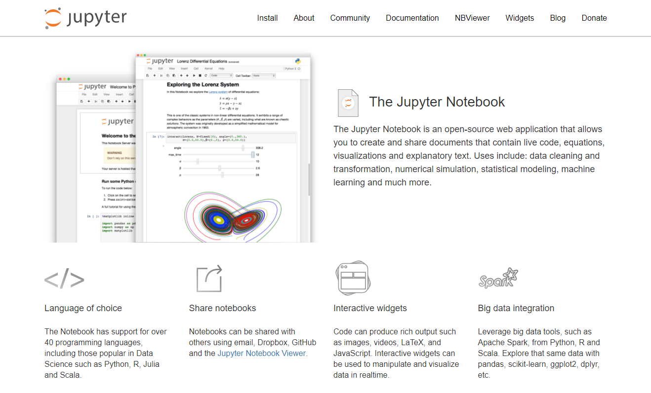 jupyter - 快速安裝架設 Jupyter Notebook 並修改主題樣式