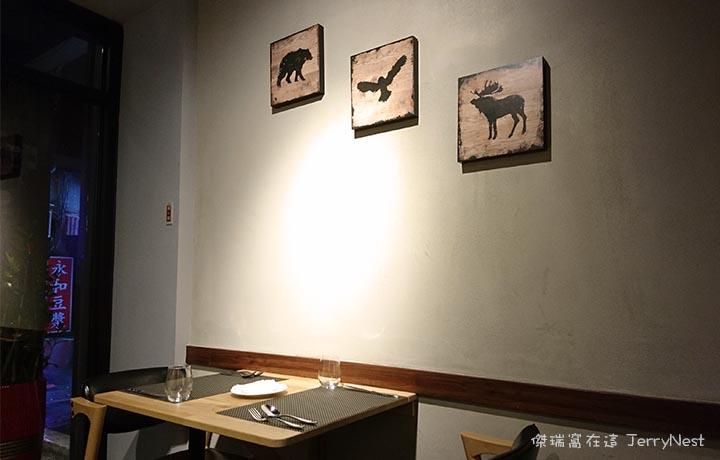 lia1 1 - Li'a table 隱身巷弄的創意料理,享受賓主盡歡的溫暖空間 @台北松山區