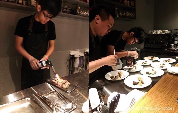 lia8 - Li'a table 隱身巷弄的創意料理,享受賓主盡歡的溫暖空間 @台北松山區