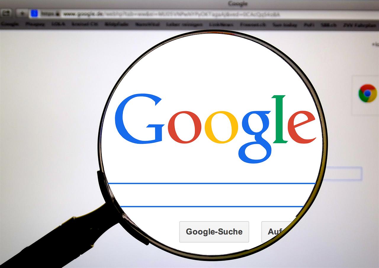 google 485611 1280 - 比躺著還快!教你將新網頁登錄至 Google 搜尋引擎