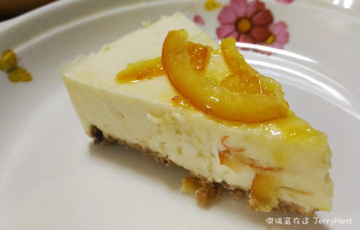 cheer sweet13 - 甜點材料包開箱體驗,DIY 動手做柑橘生乳酪蛋糕 #CheerSweet 輕而甜時 [已歇業]