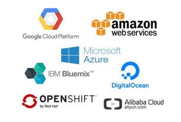 clouds 370x250 - 免費雲端資源大彙整:GCP, AWS, Azure, Bluemix, DigitalOcean, Openshift, Ali Cloud