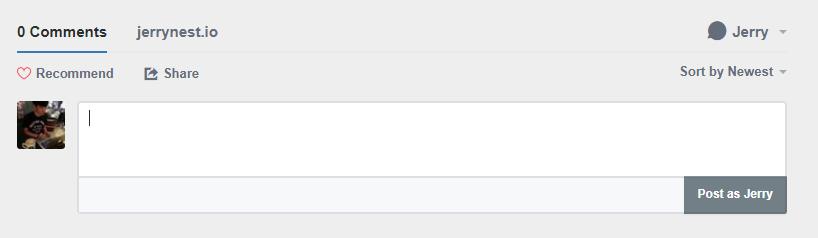 disqus - Wordpress 必裝外掛推薦 (文章編輯/閱讀迴響/搜尋引擎優化SEO/流量分析/網站安全) 持續更新