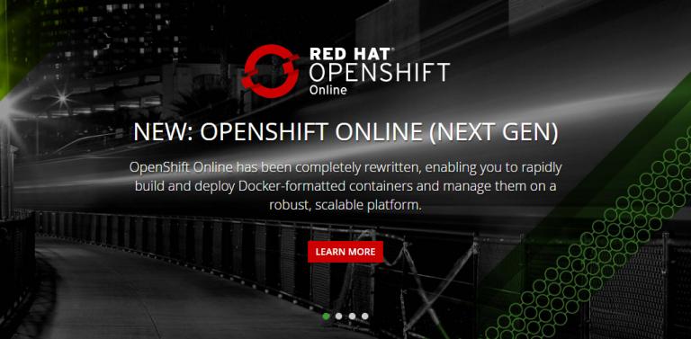 openshift3 768x377 - [教學] 使用 Openshift (v3) 架設 WordPress