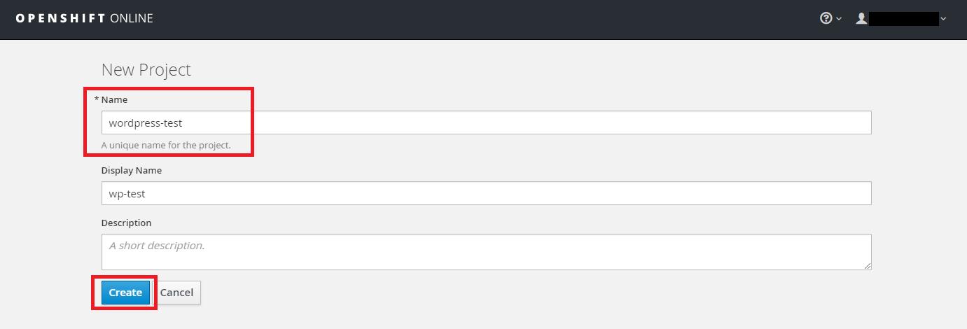 os newpj - [教學] 使用 Openshift (v3) 架設 WordPress