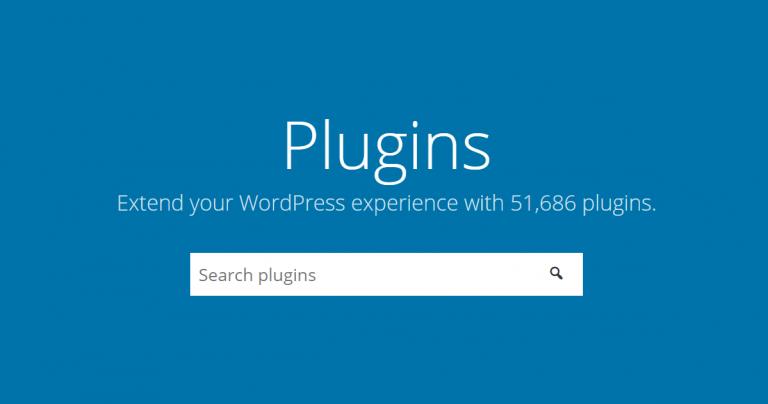 wordpressplugin 768x404 - Wordpress 必裝外掛推薦 (文章編輯/閱讀迴響/搜尋引擎優化SEO/流量分析/網站安全) 持續更新