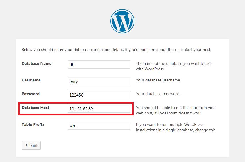 wp connect - [教學] 使用 Openshift (v3) 架設 WordPress