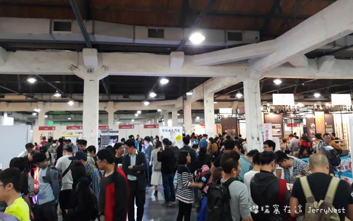 makerfaire 24 - [活動紀錄] Maker Faire Taipei 2017 台北創客嘉年華,用創意自造精彩世界 Part1