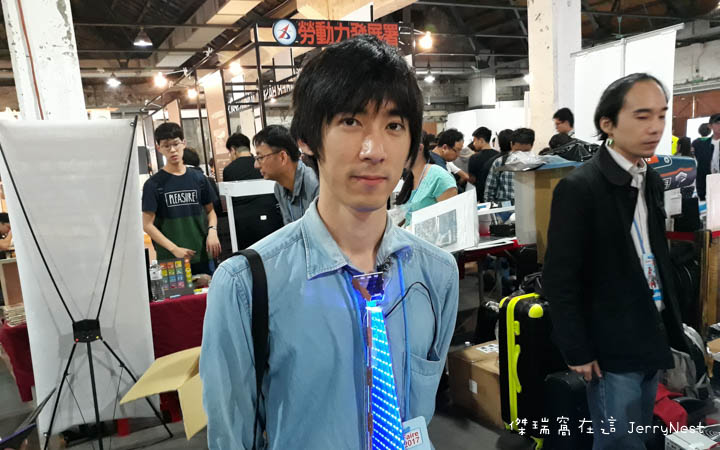 makerfaire 27 - [活動紀錄] Maker Faire Taipei 2017 台北創客嘉年華,用創意自造精彩世界 Part1