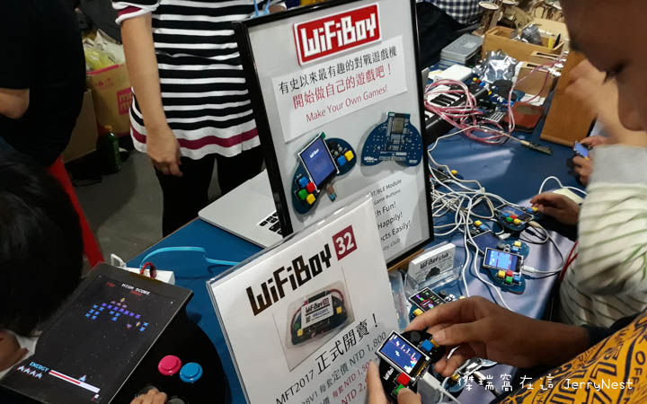 makerfaire 28 - [活動紀錄] Maker Faire Taipei 2017 台北創客嘉年華,用創意自造精彩世界 Part1