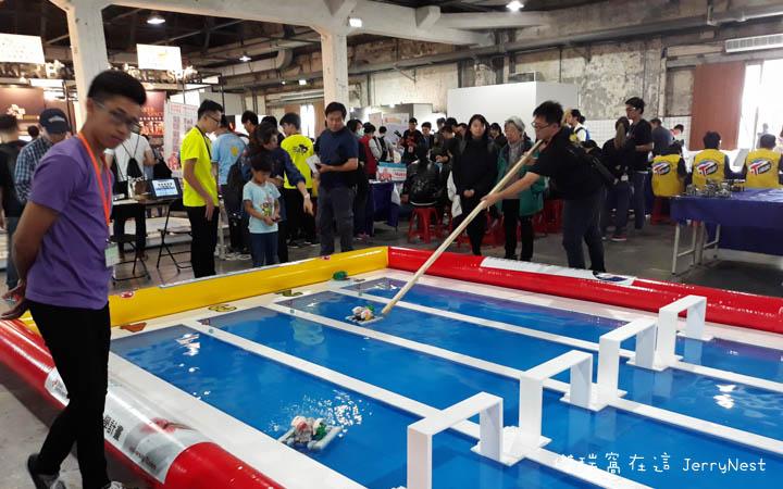 makerfaire 29 - [活動紀錄] Maker Faire Taipei 2017 台北創客嘉年華,用創意自造精彩世界 Part2