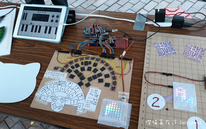 makerfaire 3 - [活動紀錄] Maker Faire Taipei 2017 台北創客嘉年華,用創意自造精彩世界 Part2