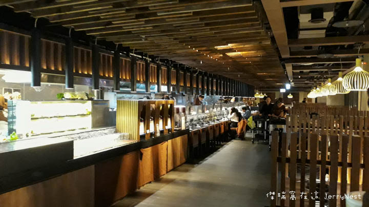 dakao 4 - 【台北。西門町】打狗霸 TAKAO 平價石頭火鍋/麻辣鍋,超優美環境適合親友聚餐