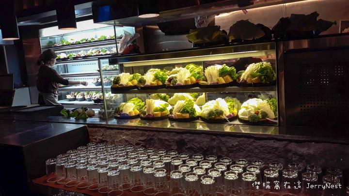 dakao 9 - 【台北。西門町】打狗霸 TAKAO 平價石頭火鍋/麻辣鍋,超優美環境適合親友聚餐