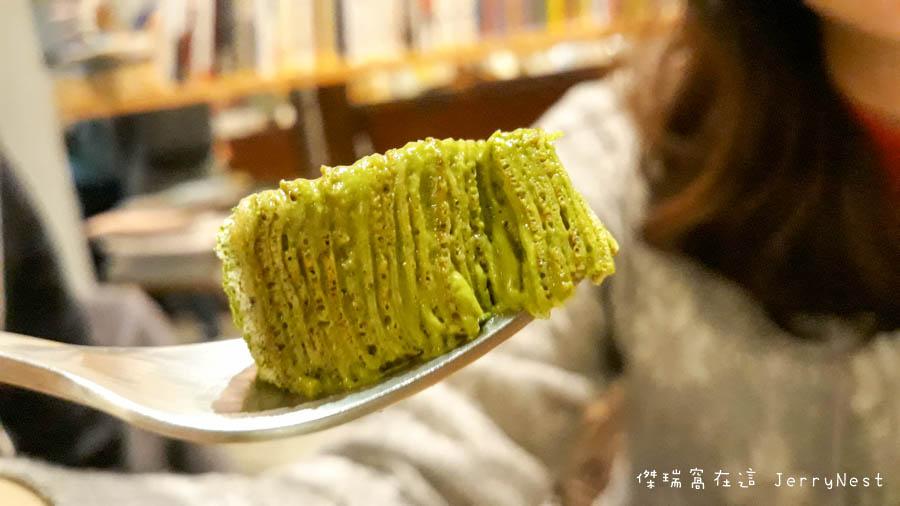 life 12 - 台北中正紀念堂|生活在他方 Elsewhere Cafe,滿屋子的繪本搭配抹茶千層蛋糕,就是要裝文青