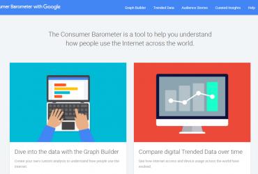 consumer1 370x250 - 透過 Google Consumer Barometer 問卷調查結果瞭解用戶如何使用網路