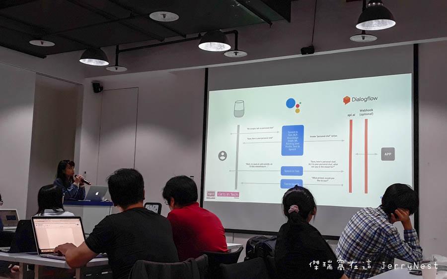 action 1 - [Actions on Google 課程筆記] 透過 Dialogflow + Firebase + Line 輕鬆打造自己的智慧助理