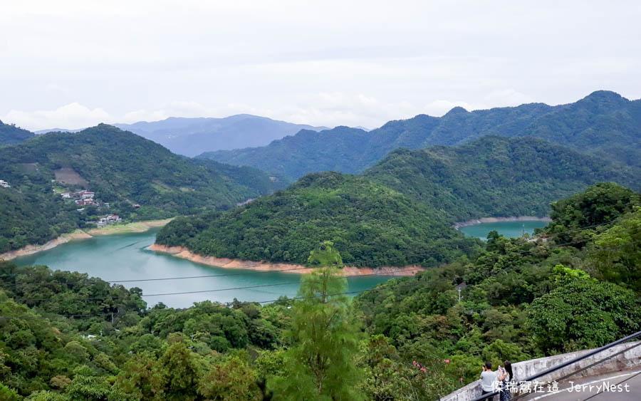 lake 1 - 新北石碇|探訪千島湖秘境、八卦茶園,享受坐擁仙境的感覺
