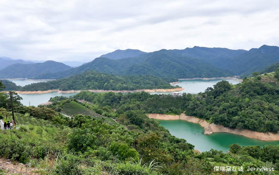 lake 15 - 新北石碇|探訪千島湖秘境、八卦茶園,享受坐擁仙境的感覺