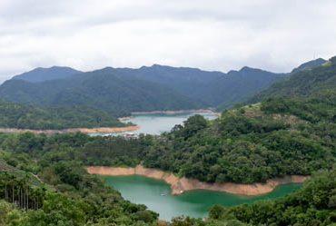 lake 16 370x249 - 新北石碇|探訪千島湖秘境、八卦茶園,享受坐擁仙境的感覺