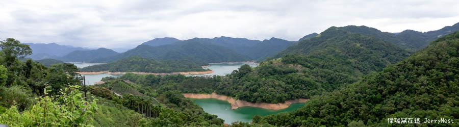 lake 16 - 新北石碇|探訪千島湖秘境、八卦茶園,享受坐擁仙境的感覺