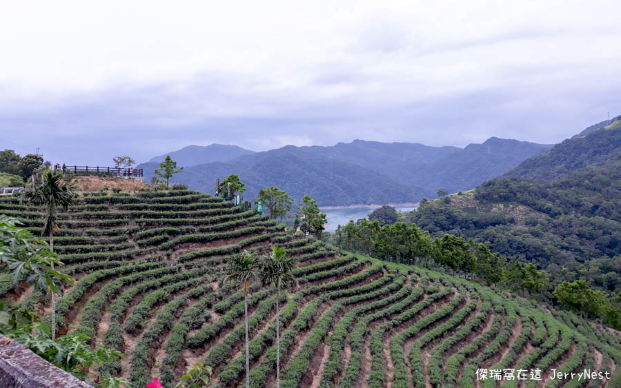 lake 21 - 新北石碇|探訪千島湖秘境、八卦茶園,享受坐擁仙境的感覺