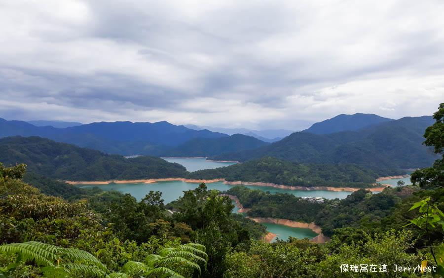 lake 8 - 新北石碇|探訪千島湖秘境、八卦茶園,享受坐擁仙境的感覺
