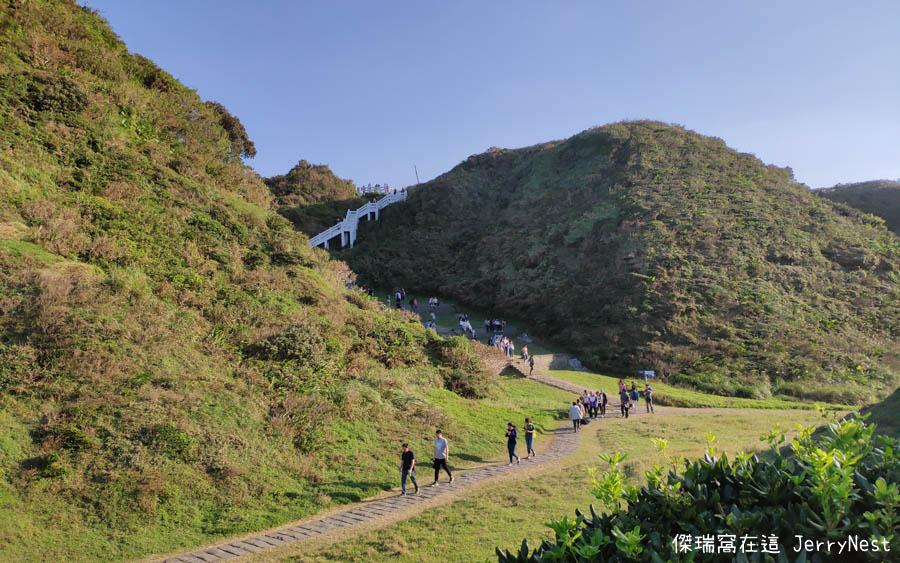 wyvalley 6 - 基隆八斗子|絕美望幽谷秘境,踏上忘憂步道遠眺湛藍海景