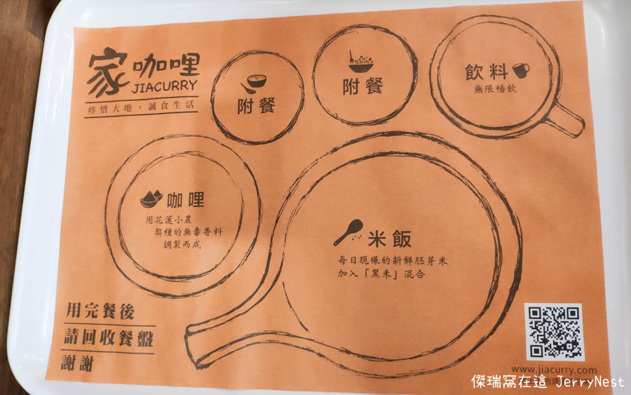jiacurry 19 - 台北信義|家咖哩松菸店,來自花蓮的超人氣美味咖哩