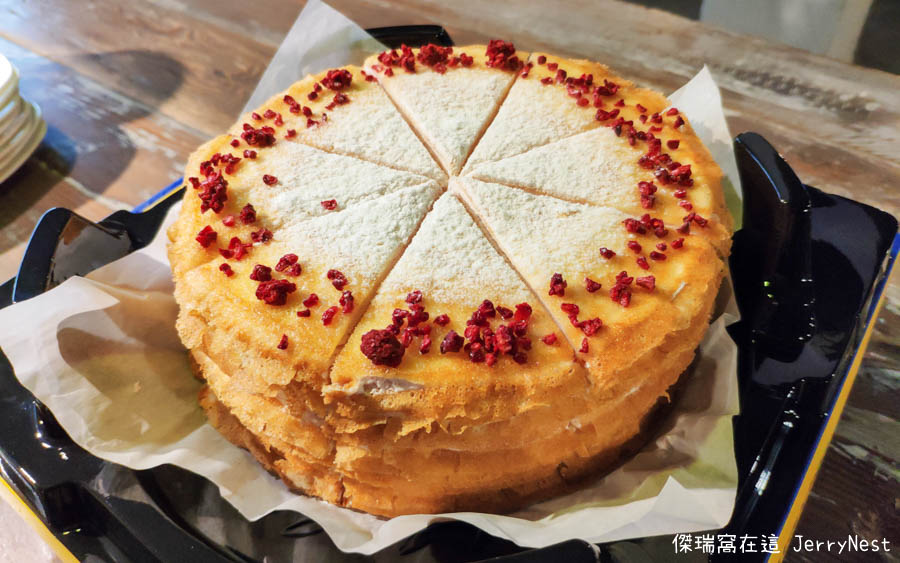 touched 16 - 揭密!塔吉特 Touched 千層蛋糕新品試吃體驗,讓顧客親自定義最終口味