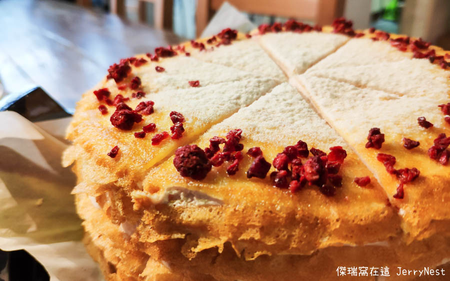 touched 22 - 揭密!塔吉特 Touched 千層蛋糕新品試吃體驗,讓顧客親自定義最終口味