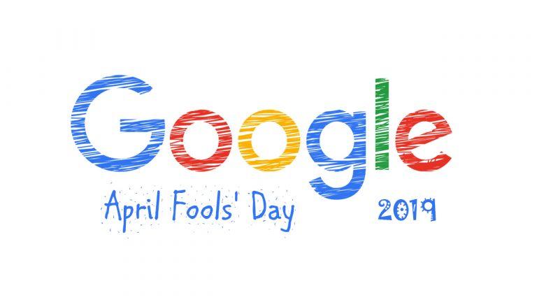 google fool 2019 768x432 - 2019 愚人節 Google 推出的 8 項惡搞服務整理