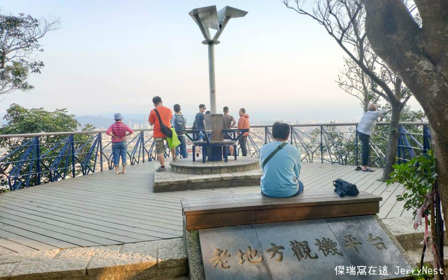 oldplace 20 - 台北劍潭|來老地方欣賞夕陽美景吧!劍潭山親山步道、老地方觀機平台、鵝肉川食堂