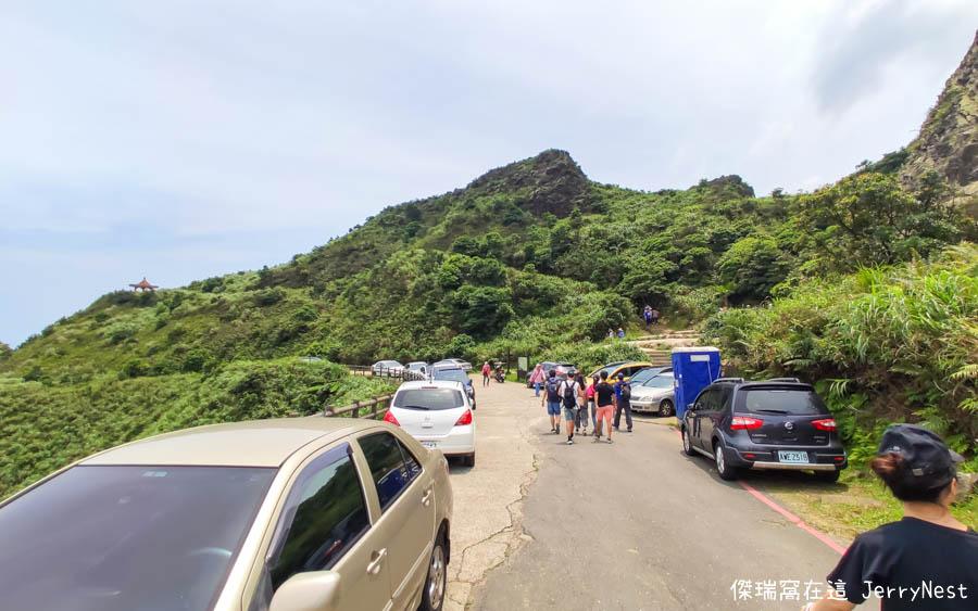 teapot 10 - 新北瑞芳|登上無耳茶壺山,遠眺陰陽海感受金瓜石壯闊山景