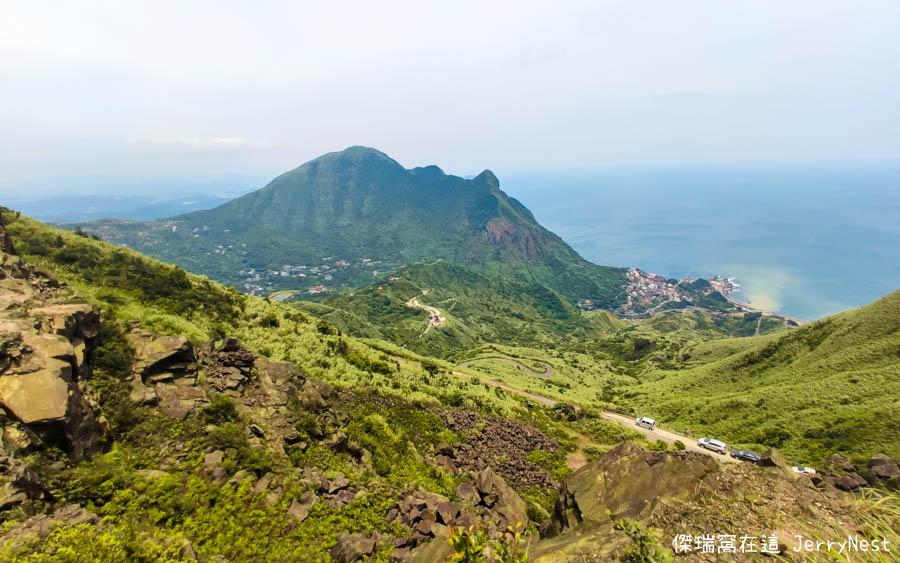 teapot 15 - 新北瑞芳|登上無耳茶壺山,遠眺陰陽海感受金瓜石壯闊山景