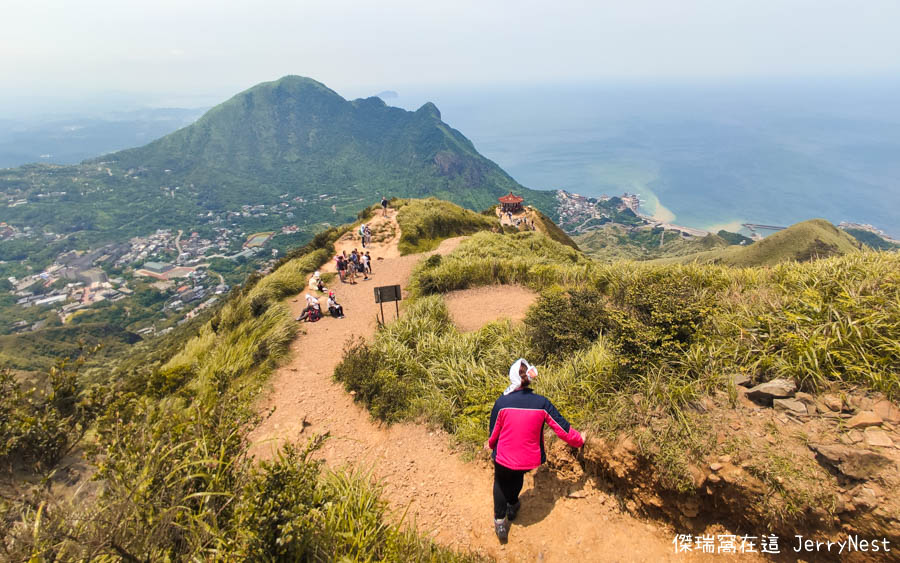 teapot 24 - 新北瑞芳|登上無耳茶壺山,遠眺陰陽海感受金瓜石壯闊山景