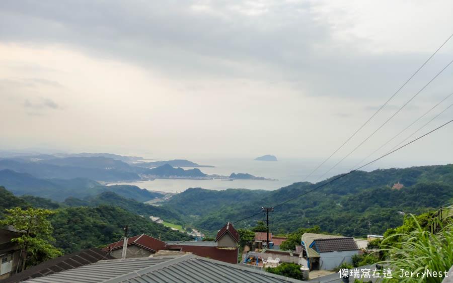 teapot 33 - 新北瑞芳|登上無耳茶壺山,遠眺陰陽海感受金瓜石壯闊山景