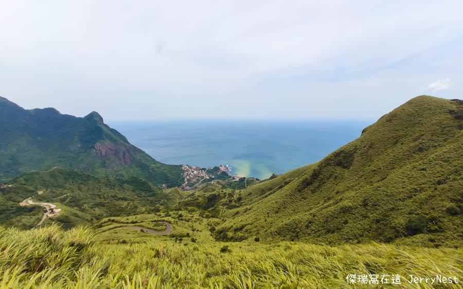 teapot 8 - 新北瑞芳|登上無耳茶壺山,遠眺陰陽海感受金瓜石壯闊山景