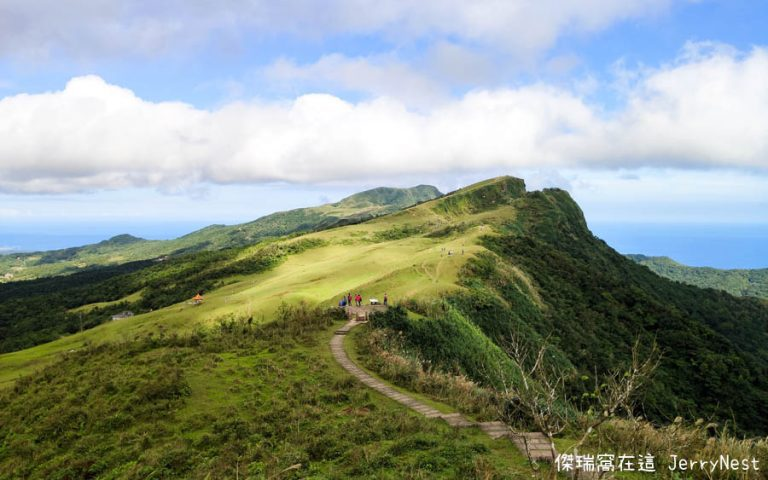 taoyuan valley 25 768x480 - 新北貢寮|桃源谷步道夢幻大草原,週末紓壓的絕密景點