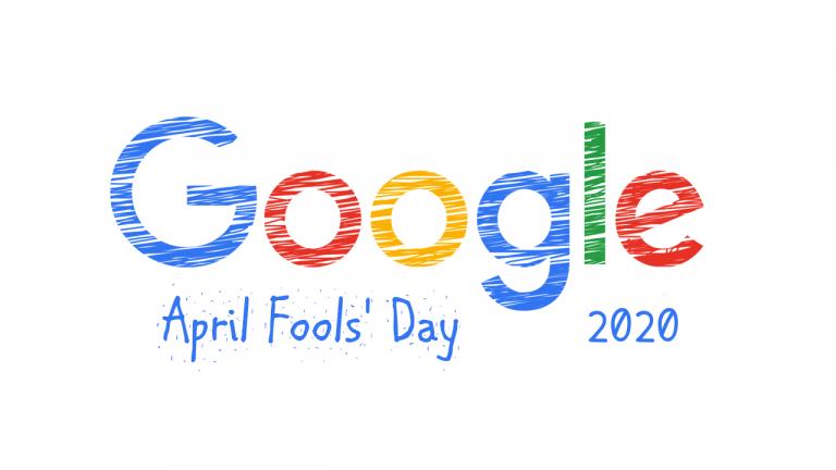 google fool 2020 768x432 - 2020 愚人節 Google 宣布暫停惡搞活動